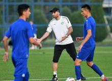 Сборная Узбекистана U-21 начала подготовку к международному турниру в Украине