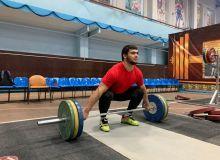 Казанский сбор тяжелоатлетов завершился