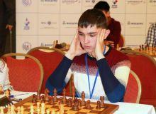 Нодирбек Якуббоев выполнил норму международного гроссмейстера и стал лучшим юниором турнира в Москве