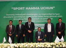 В рамках проекта «Спорт для всех» прошла конференция