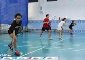 Badminton (photo)