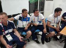 В штабе НОК Узбекистана полным ходом идет подготовка