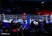 Иқболжон Холдоров бокс