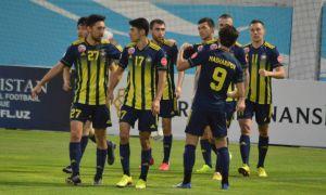Pakhtakor in seventh heaven stunning their Tashkent rivals