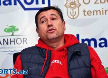 Андрей Микляев: Футболчиларим қўлларидан келганини қилишди
