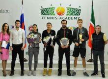Санжар Файзиев стал победителем турнира Futures