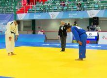 Cухроб Ражабов – бронзовый призер игр СНГ