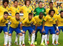 Бразилия Германия ва Россия термаларига қарши учрашувларга таркибни эълон қилди