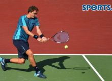Denis Istomin successfully started the tournament in Spain