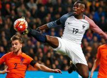 ЖЧ-2018 чемпиони - Франция ушбу мусобақага боролмаган Голландияни синовдан ўтказади