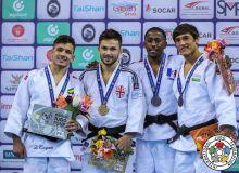 Шахрам Ахадов стал призером Гран-при Тбилиси