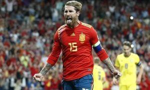 Руминия - Испания 1:2 (видео)