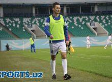 Чемпион «Латвии» тренируется в составе «Бухары»