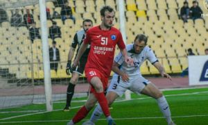 Наш соотечественник забил дебютный гол в Чемпионате Таджикистана