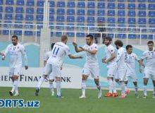 Кубок Узбекистана: «Кызылкум» на выезде разгромил «Динамо»