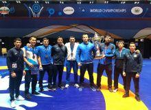 Борцы Узбекистана завоевали медали на рейтинговом турнире