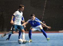 Товарищеский матч: Национальная сборная Узбекистана по футзалу уступила Аргентине