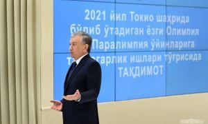 """Президент """"Токио-2020"""" ўйинларига тайёргарлик жараёнини танқид қилди"""