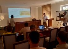 Сербский специалист Воя Милославлевич провёл семинар в Сурхандарье