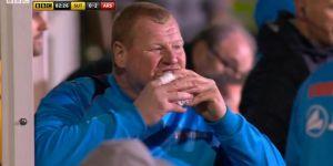 "Юмалоқ-думалоқ. ""Арсенал""га қарши ўйиндаги ""пирогхўр"" Уэйн Шоу эсингиздами?"