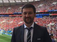 Фархад Абдуллаев будет работать на матче ¼ финала ЧМ U-20 между командами США – Эквадор