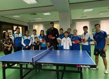 Bahodir Jalolov yosh stol tennischilar bilan uchrashdi