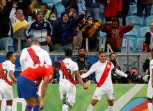 Чили - Перу 0:3 (видео)