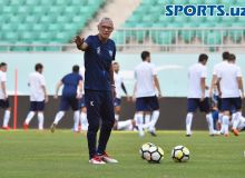 Эктор Купер: «Нам полезно проводить товарищеские матчи с такими сильными соперниками, как Турция»
