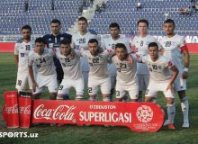«Андижан» в Ташкенте проведёт три матча