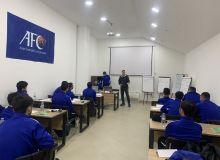 В Ташкенте прошли тренерские курсы АФУ по программе лицензии «D»