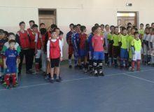 Мини-футбол: Қорақалпоғистон, Андижон ва Сирдарёда биринчи босқич мусобақаси якунига етди