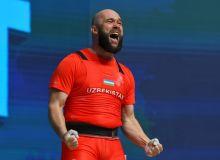 Руслан Нурудинов установил новый мировой рекорд