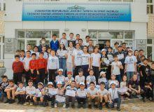 На Юнусабаде прошёл открытый турнир по современному пятиборью