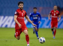 АГМК потерпел поражение в матче против команды Жалолиддина Машарипова