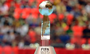 Asia's best learn of FIFA Futsal World Cup Lithuania 2021 challengers