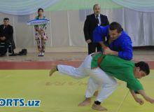 Подведены итоги чемпионата Узбекистана по курашу