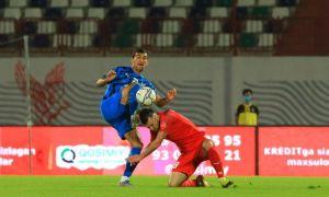 FC Navbahor, FC Andijan play a goalless draw in Ferghana Valley Derby