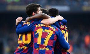 "Ла Лига. ""Барселона"" қийинчилик билан ғалабага эришди"