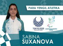 Сабина Суханова финалда қатнашди