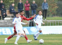 Jasur Jaloliddinov secures a 1-0 win for the White Wolves over UAE U19