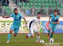 FC Kokand-1912 claim a 2-0 win over FC Neftchi in Fergana