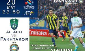 ЛЧА, 6-й тур: Сегодня «Пахтакор» поборется за путёвку в плей-офф