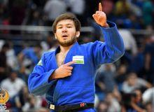 Шарофиддин Балтабаев стал серебряным призёром турнира «Большой Шлем»