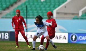 «CAFA Women's Championship 2018». Қирғизистон Афғонистон устидан кичик ҳисобда ғалаба қозонди