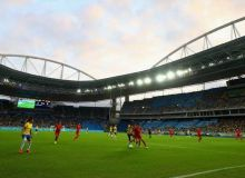 В женском олимпийском футбольном турнире определились участники плей-офф.