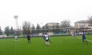 Сборная Узбекистана U-16 в контрольном матче сыграла вничью