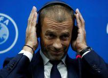 УЕФА президенти Бельгия клублари еврокубоклардан четлатилиши мумкинлигини айтди