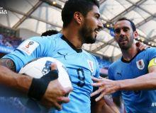 Уругвай - Россия учрашувининг энг яхши футболчиси аниқланди