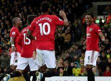 """Манчестер Юнайтед"" 2 та пенальтини ура олмаган бўлсада 3 та гол уриб ғалаба қозонди (видео)"