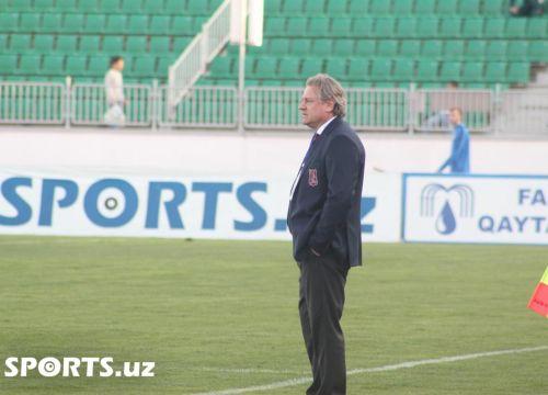 Андрей Канчельскис: «Икки очко йўқотдик»